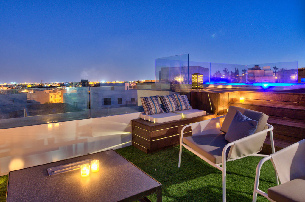 Rooftop Outdoor Furniture