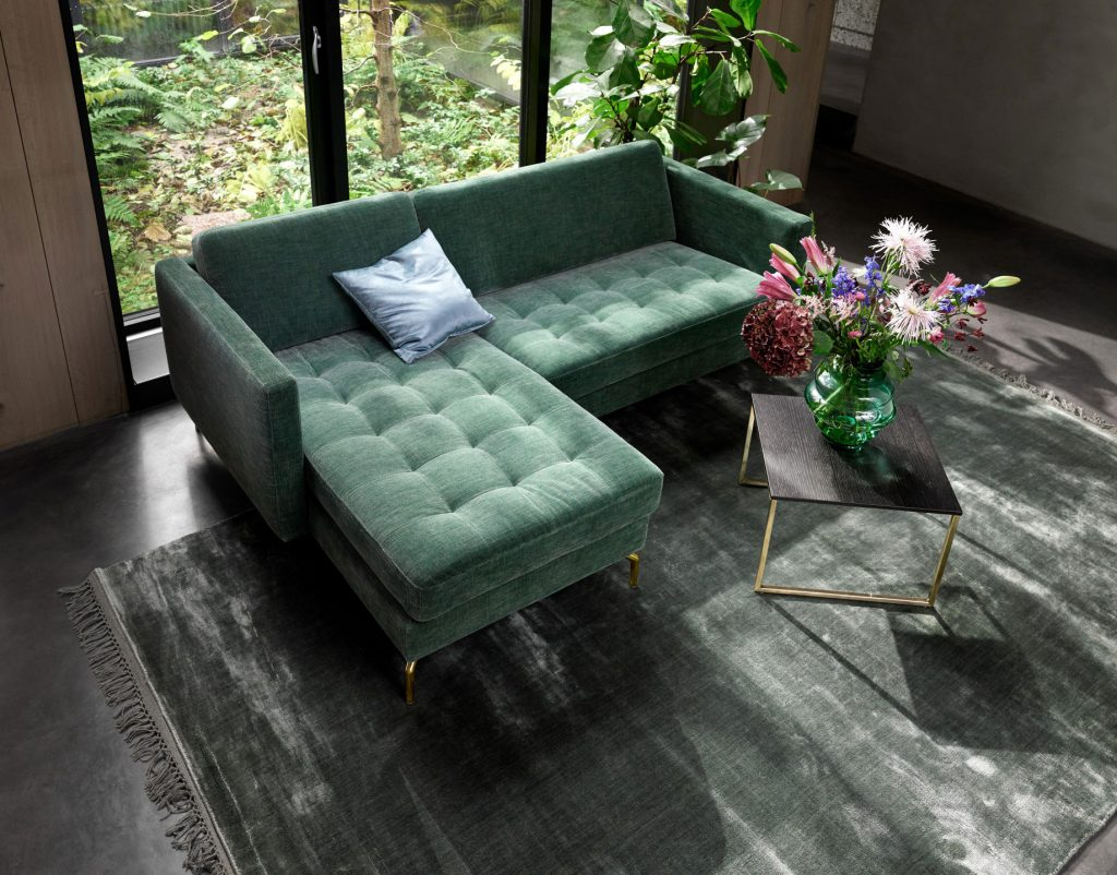 Osaka sofa with chaise by BoConcept