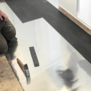 Parador Vinyl Floors Are Fortified With Special Click Connections Which Guarantee Easy And Safe Ings A Flawless Installation Pattern