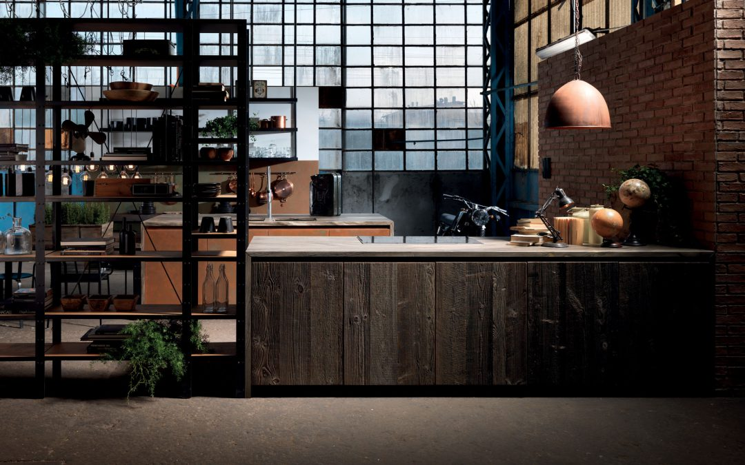 The Vision Behind the Kitchen: The Factory Kitchen by Aster