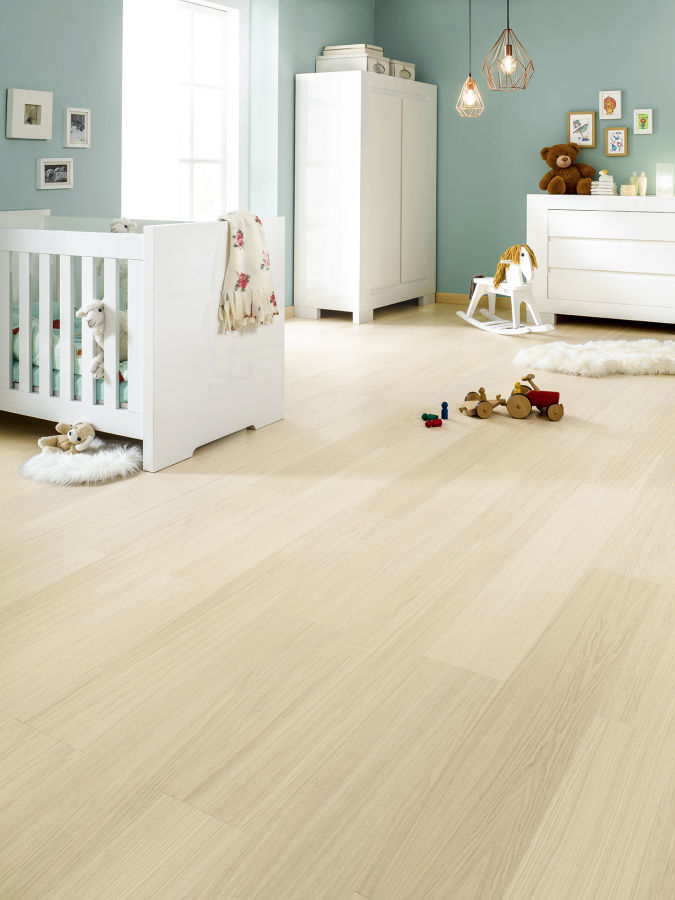 Hygienic floor