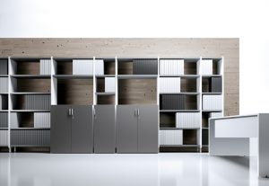 designing the perfect office with storage