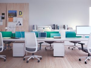 designing the perfect office with flexible furniture