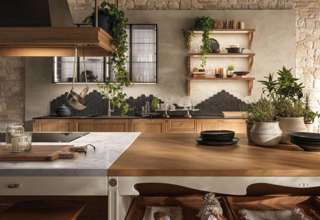 Portrait kitchen by Aster Cucine