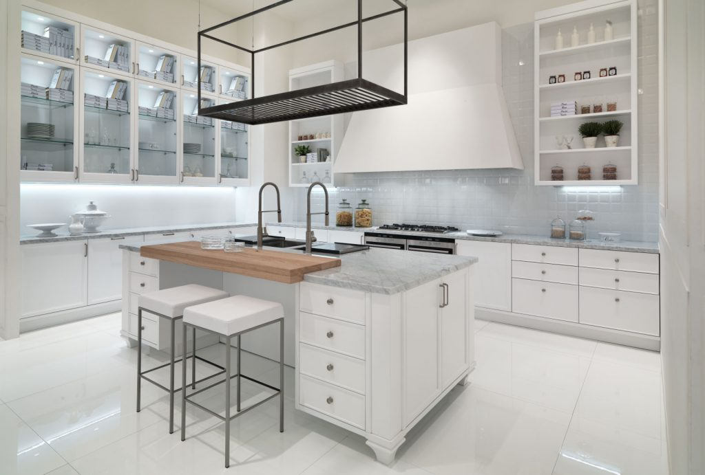 Avenue kitchen by Aster Cucine