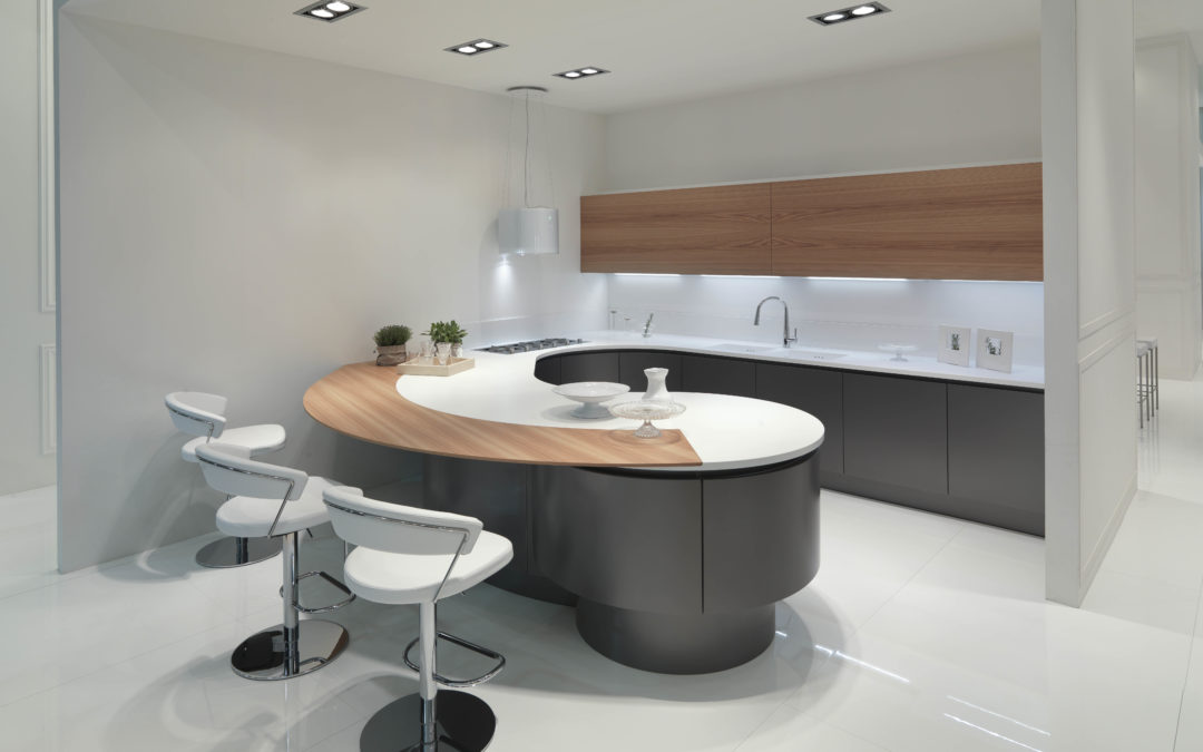 DOMINA kitchen by Aster