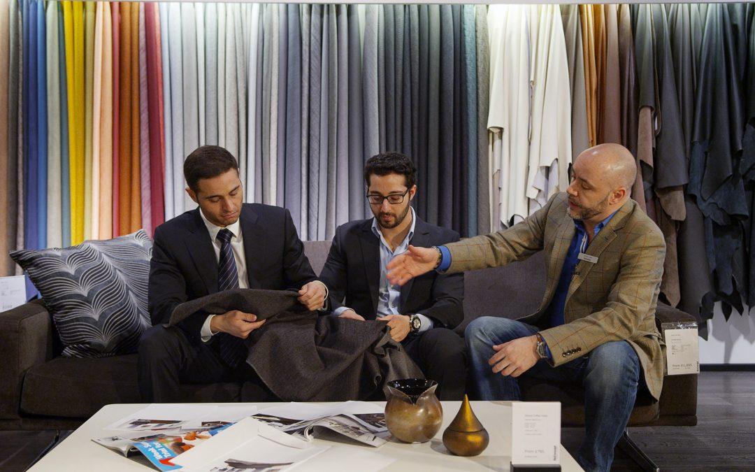 Consultation interior design at Brands International Malta
