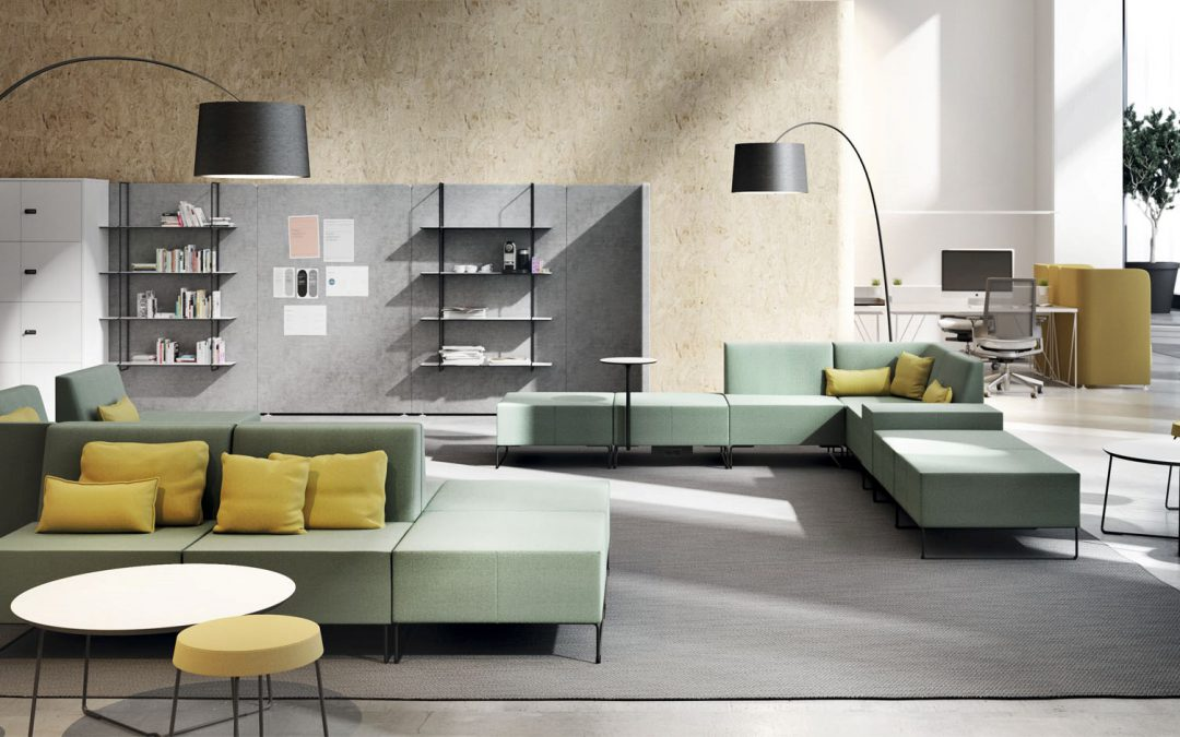 Seating systems by Forma5