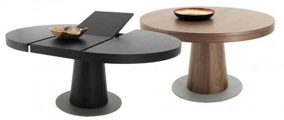 Granada extendable tables by BoConcept