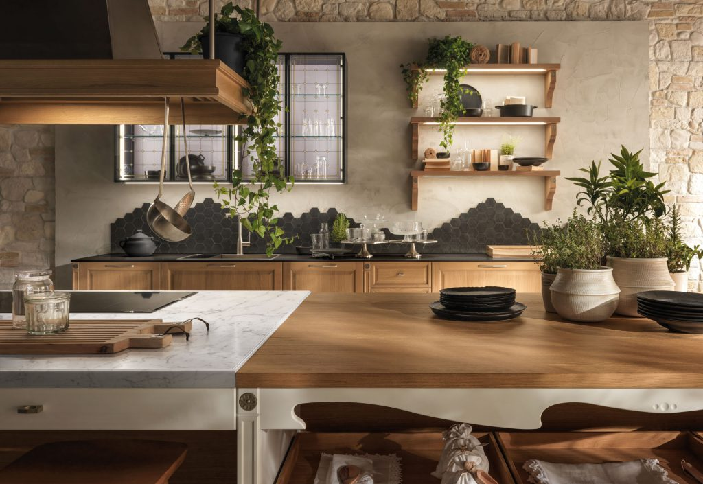Portrait kitchen by Aster Cucine