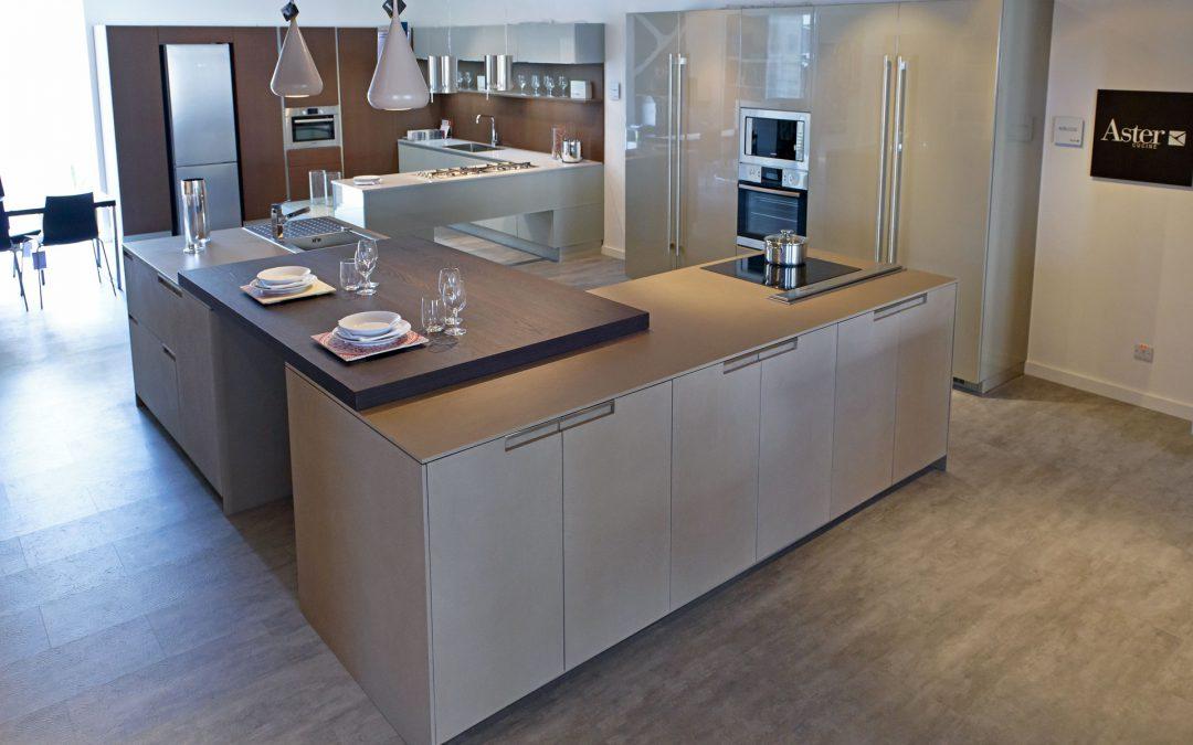 Aster Cucine Noblesse kitchen